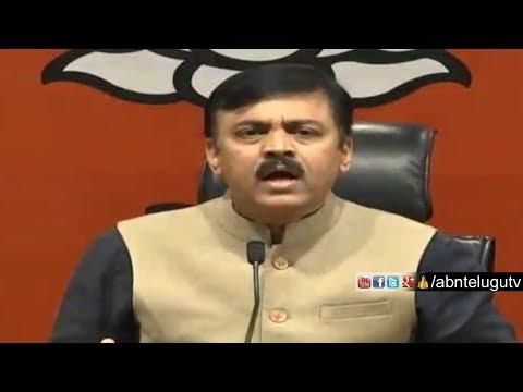 BJP MP G. V. L. Narasimha Rao responds on YS Jagan Incident and Operation Garuda