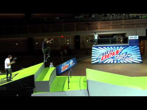 Osiris: Bartie at the Vegas Dew Tour