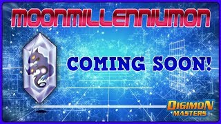 💫 MOONMILLENNIUMON COMING SOON!!!  ✧  Digimon Masters Online