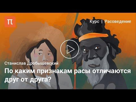Расоведение как дисциплина — Станислав Дробышевский