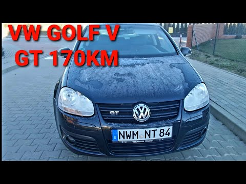 GOLF - GT - 1.4 TSI  170KM  2007