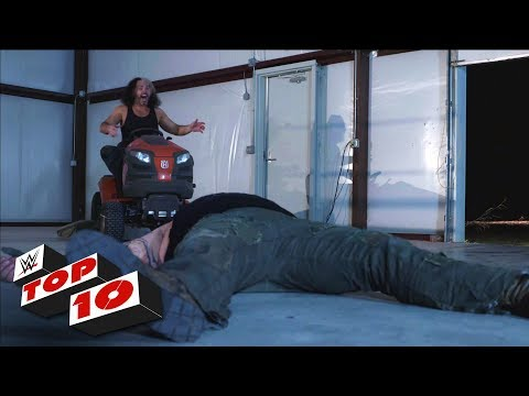Top 10 Raw moments: WWE Top 10, March 19, 2018 thumbnail