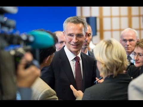 Press conference by incoming NATO Secretary General Jens Stoltenberg, 1 OCT 2014, Part 2/2