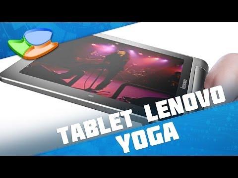 Tablet Lenovo Yoga 10 [Análise de Produto] Tecmundo