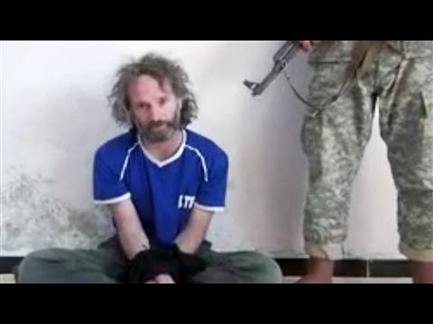 U.S. Journalist Released by al Qaeda Captors in Syria