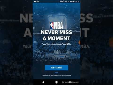 How to get NBA league pass for free (Any Android device no root) (October 20172018) NO Problems!!!