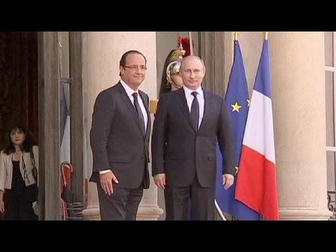 فرنسا تؤجل تسليم حاملة المروحيات ميسترال الى روسيا