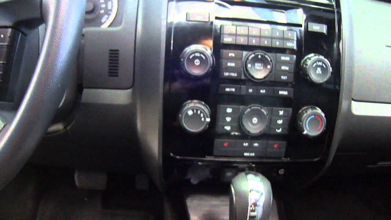 2012 ford escape limited youtube