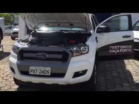 Nova Ford Ranger 2.2 XLS Diesel AT 2017 (Canal CarClubBrasil)