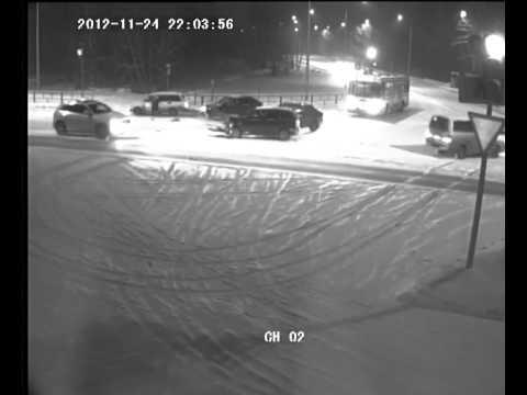 ДТП в Новокузнецке 24.11.2012