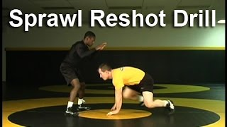 Wrestling Moves KOLAT.COM Sprawl Reshot Drill