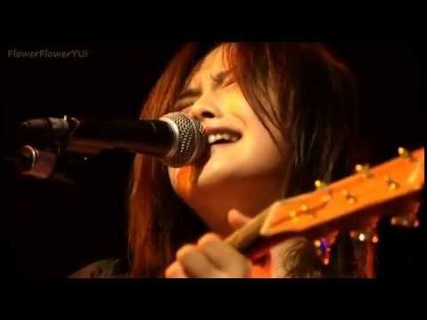 Yui - Good-bye Days Live 2007 video