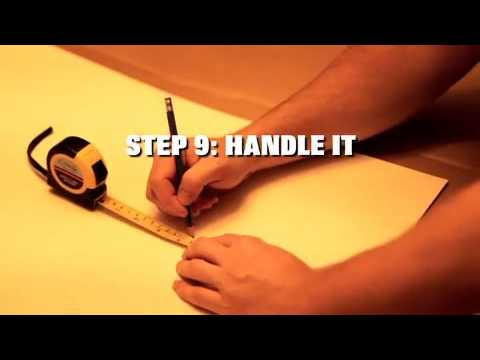 Adventure Time Sword Making Tutorial