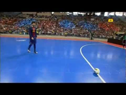 Gerard Pique The Best Skills Of 2012