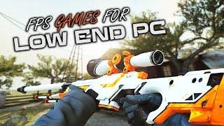 Top 10 INSANE FPS Games For Medium SPEC PC 2018 | BEST GRAPHICS