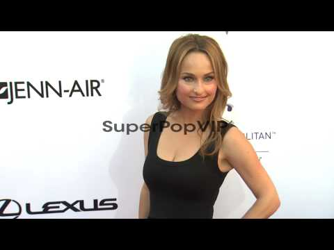 Giada De Laurentiis at 2012 Los Angeles Food and Wine Fes...
