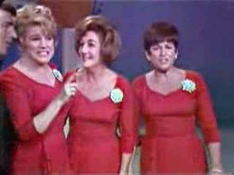 Dean Martin & The Andrews Sisters
