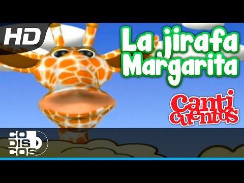 Canticuentos La Jirafa Margarita