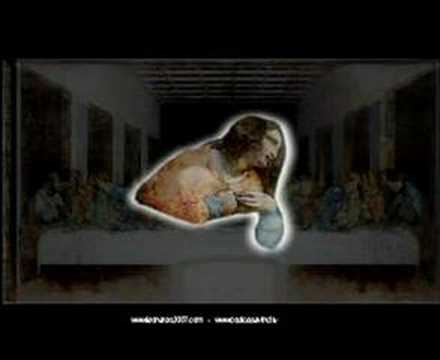 The real secret of Leonardo - YouTube Da Vinci Paintings Hidden Messages