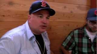 Dinner With TJ - Ep9 - Bill Burr & Robert Kelly  PT 1