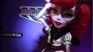 "MONSTER HIGH. OPERETTA ""PHANTOM OF THE OPERA"""