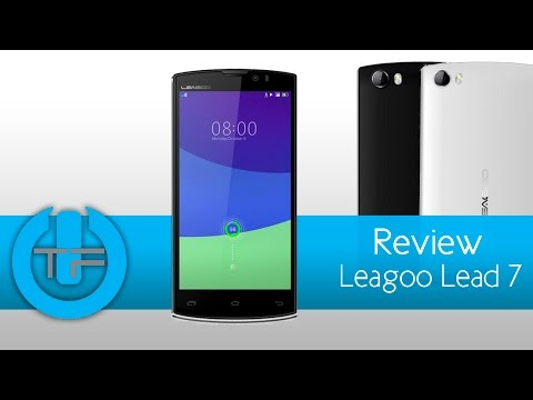 Leagoo Lead 7 - Celular gama Baja buen rendimiento