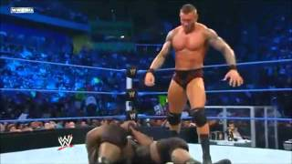 Randy Orton (Champion) vs. Mark Henry - WWE SmackDown 5/20/11