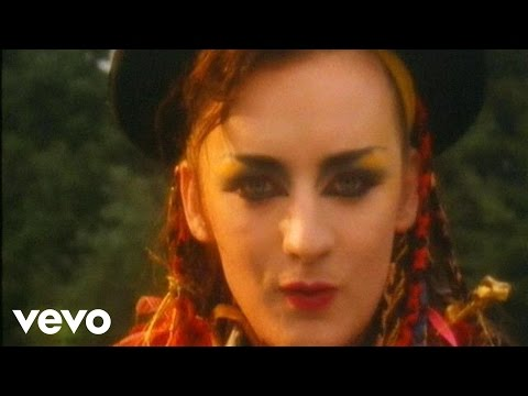 Culture Club Karma Chameleon retronew