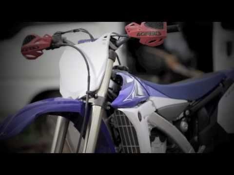 Yamaha YZ450F suspension by Costanzo with Adam Riemann