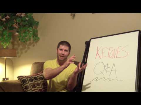 Q&a: Can Ketones Be Stored As Body Fat? And Does Eating Anything At All Stop Ketosis? (part 2) video