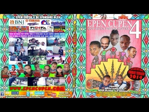 Epen Cupen (mop Papua) Season 4 Full Sketsa video