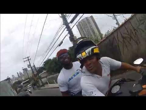 [B.A. Voando de Parapente] Video