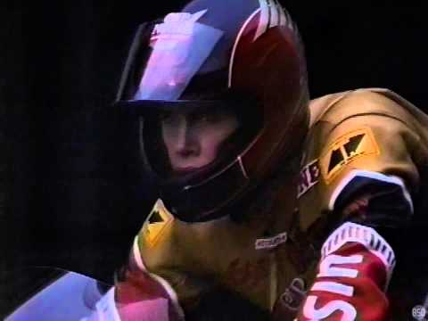 【CM 1990】nissin CUP NOODLE RED ZONE 30秒