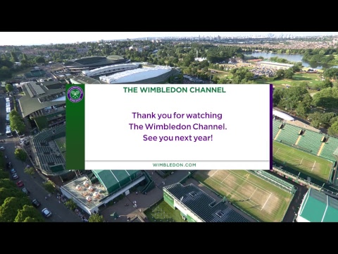 LIVE: The Wimbledon Channel Day 13