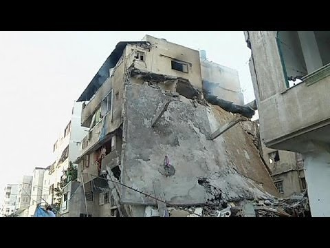 Gaza conflict rages - one week into Israeli offensive