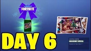 Day 6 Reward Search Waterside Goose Nests 14 Days Of Fortnite