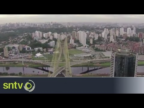 A look at World Cup host city Sao Paulo