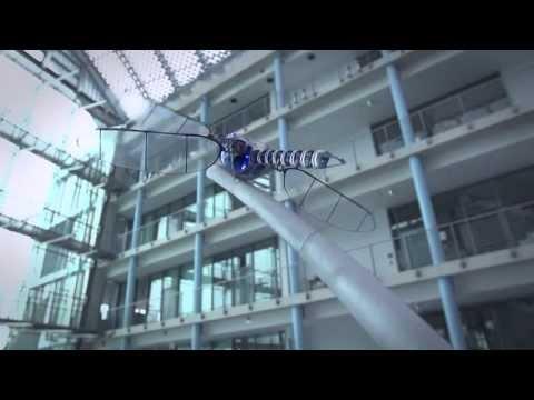 BionicOpter for FESTO Bionics