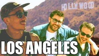MISTER V - LOS ANGELES (feat Cyprien et La Ferme Jérome)