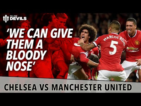 'We Can Give Them A Bloody Nose' | Chelsea FC vs Manchester United | Howson's Headlines