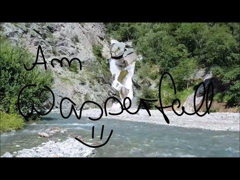 Vlogzeit #53 Kleiner Wasserfall und Zweifel