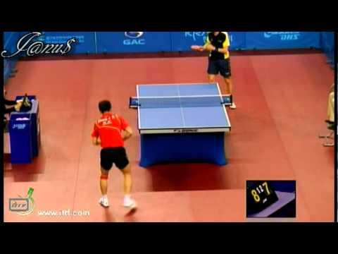 2012 Korea Open (ms-qf) PERSSON Jorgen - ZHANG Jike [Full Match|Short Form]