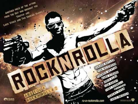 Rock'n Rolla Intro Music