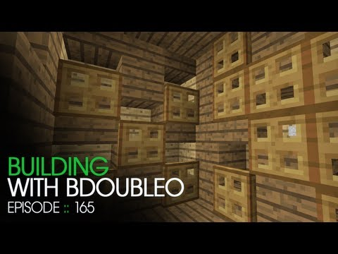 Minecraft Building with BdoubleO - Episode 165 - Chicken Coop