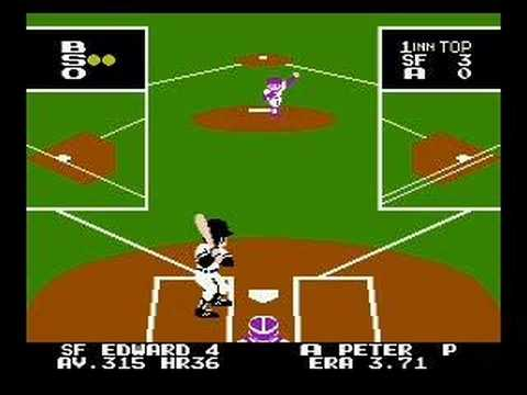 Mr. Zero Reviews - Bad News Baseball for NES