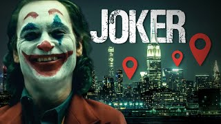 Every Location in the 'Joker' Trailer