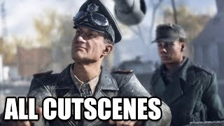 BATTLEFIELD 5 - The Last Tiger - All Cutscenes