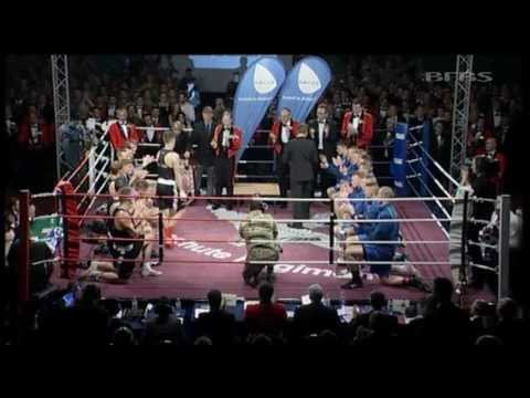 2 & 3 PARA Fight for British Army Major Boxing Title Image 1