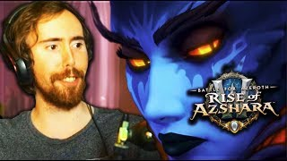 Asmongold Plays BFA Patch 8.2 & LOVES IT!