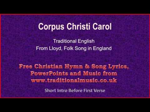 Lloyd - Corpus Christi Carol